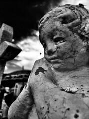 Día de  muertos en Morelia (Gibrán Prudencio Mejía Mejía) Tags: morelia atardecer sunset