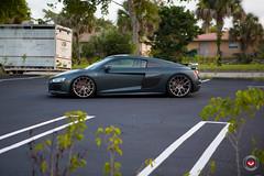 Audi R8 Vossen Forged CG-204 - H&R Coilovers Install  -  Vossen Wheels 2016 -  1089 (VossenWheels) Tags: audi audiaftermarketwheels audiforgedwheels audir8 audir8forgedwheelsl audir8install audiwheels cgwheels cg204 hr hrcoilovers platinum polished r8 r8aftermarketwheels r8forgedwheels vossenwheels2016