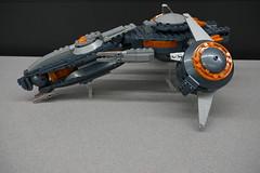 DSC06820 (starstreak007) Tags: megabloks halo phaeton gunship