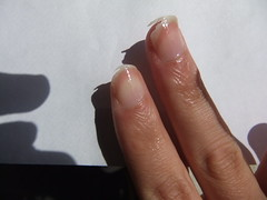 DSCF5570 (ongle86) Tags: nails biting ongles ronger thumb sucking pouce sucer fingers licking doigts thumbsucker nailbiter