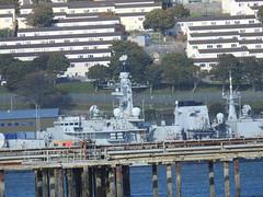 MS Somerset (mukaloon) Tags: hms somerset alongside dock devonport f82 water ship frigate type23 royal navy
