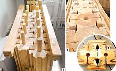 Анонс. Вертикальный брус и деревянный дом без усадки (Archiball.Blog) Tags: анонс безусадочныйдом вертикальныйбрус материал строительство технология