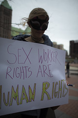 Sex worker rights are human rights (Fibonacci Blue) Tags: minneapolis mpls protest demonstration event dissent twincities minnesota law sex worker