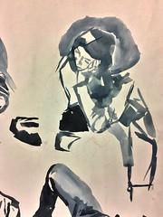 Tatiana (lauramurillom) Tags: dessin disegno dibujo drawing encre ink tinta