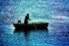 feryman (rodiann) Tags: rhodes rodi greece sea harbour water boat fisherman outdoor sailing island blue