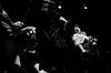 Città Inferno (Melania Genna, Elena Gigliotti, Carolina Leporatti, Demi Licata, Elisabetta Mazzullo, Daniela Vitale) (Federico Pitto) Tags: nikkor50mm14 teatrodellatosse bw genova trix d76 nikonfe2