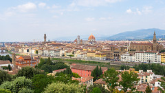 View From Piazzale Michelangelo - Firenze (Tom Peddle) Tags: it italy florence firenze piazzale michelangelo