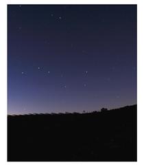 Stars at Durdle Door (Eddy-Welbz) Tags: stars durdle door lulworth cove niko nikon nikond5000 nigh night starscape bournemouth dark like light blue