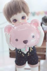 Raby (leoooona08) Tags: bjd doll dollfie balljointeddoll raby  ramcube ravi