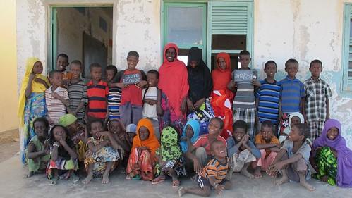 Djibouti 2013 - Ecole de Mouddo - Janvier 2013