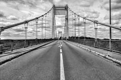 Bridge (CAr Photographies) Tags: bridge pont hdr carphotography carphotographies cédricarenne nikond90 noiretblanc blackandwhite bw nb monochrome