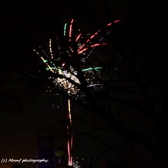 Firework. ((c) MAMF photography..) Tags: art britain beauty d3200 england evening flickrcom flickr fireworks bonfirenight google googleimages gb greatbritain greatphotographers greatphoto image ls27 mamfphotography mamf morley morleyleeds nikon north photography photo trees uk unitedkingdom upnorth westyorkshire autumn yorkshire