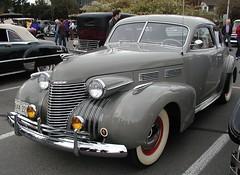 1940 Cadillac Model 62 Coupe (D70) Tags: 1322 produced 1685 us 4000 lbs 346 cu flathead v8 135 hp oakridge easter car show april 24 2011 1940 cadillac model 62 coupe