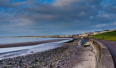 Turned! (BGDL) Tags: lightroomcc nikond7000 bgdl landscape afsnikkor18105mm13556g seascape prestwick beach esplanade pivot180degrees weeklytheme flickrlounge