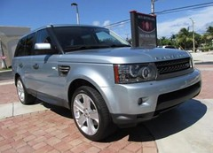 Land Rover - Range Rover Sport Supcharged - 2011  (saudi-top-cars) Tags: