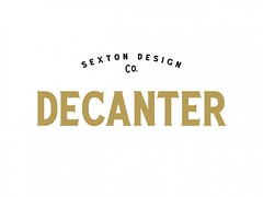 Download Decanter: A free all caps display serif font (vectorarea) Tags: fonts freefontdownload serif uppercase vintage