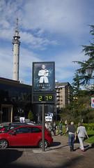 El tiempo en Oviedo (Jusotil_1943) Tags: opc061115 27 numeros tiempo temperatura oviedo antena television urbanas escenas
