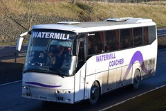 N5BUS  Watermill, Fraserburgh (highlandreiver) Tags: n5bus n5 bus watermill coaches fraserburgh bova futura coach a9 perthshire blackford