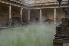 Bath Roman Baths EC020243_10 (tony.rummery) Tags: architecture avon bath baths em10 historic mft microfourthirds monument omd olympus roman steam abbeychurchyard england unitedkingdom gb