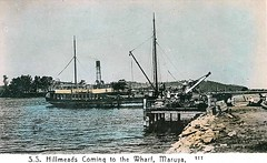 'S.S HILLMEADS' (1907 - 1937) at Moruya - engines were removed and installed in the 'S.S. Wallamba' (Great Lakes Manning River Shipping NSW) Tags: woodenship coastaltrader midnorthcoast shipbuilding glmrsnsw australia greatlakesnsw nswgreatlakes capehawkeharbour tuncurry steamer wallamba wallambaewbst ernestwrightsyt photo6355913885 ernestwrightshipyards mornapoint portstephens northcoaststeamnavigationco historictuncurry historicgreatlakes wrightshipst allentaylorco nsw shipwreck sshillmeads sswallamba jervisbay hillmeadsxglmrs