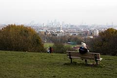 London from Parliament Hill (Bill in DC) Tags: uk london 2016 hampsteadheath parliamenthill