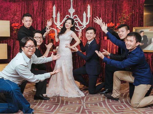 台南婚攝 香格里拉遠東國際大飯店 國際廳057