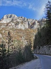 the road to Yagodina (mike'sworld) Tags: winding road gorge yagodina rhodopes bulgaria 2016