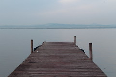 Until the end (gorrarroja) Tags: valencia spain espaa albufera jetty embarcadero