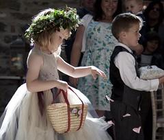 Petals (edna.bucket) Tags: bridesmaid pretty shy