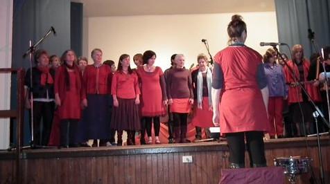 Pollyphonics choir Macedon Ranges