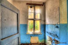 Olympia Village Berlin 10 (stimpy023) Tags: berlin window lp olympia ddr hdr gdr urbex lostplace
