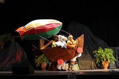Abril 14 - Teatro Chimoc en Machu Picchu