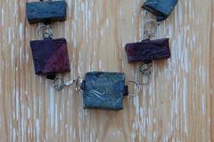prove catalogo 041 (Basura di Valeria Leonardi) Tags: basura collane polistirolo reciclo cartadiriso riciclo provecatalogo