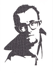 Keith Haring by Xavier Ride (Xavier Ride) Tags: pochoir elementstyle xavierride peausynthetique