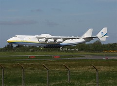 Antonov Airlines          Antonov AN225          UR-82060 (Flame1958) Tags: air shannon freight adb 0513 antonov snn shn shannonairport an225 mriya 2013 aircargo einn antonovdesignbureau ur82060 82060 антонов antonovan225 ан225 мрія 210513