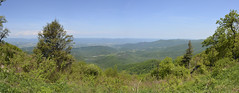 Shenandoah panorama (Simon Saint) Tags: nationalparkservice blueridgemountains shenandoahnationalpark stoneymanoutlook