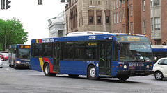 CDTA - Capital District Transportation Authority 9956 (Gerard Donnelly) Tags: bus albany autobus cdta