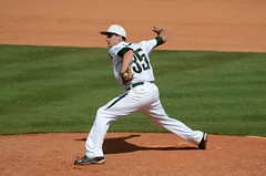 Baseball vs Richmond (A10 Tournament), 5/22/2013, Chris Crews, DSC_2808 (NinerOnline) Tags: university baseball spiders 49ers richmond tournament unc a10 uncc charlote ninermedia