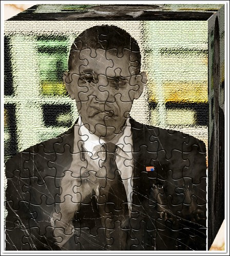 Obama - The Puzzle-in-Chief