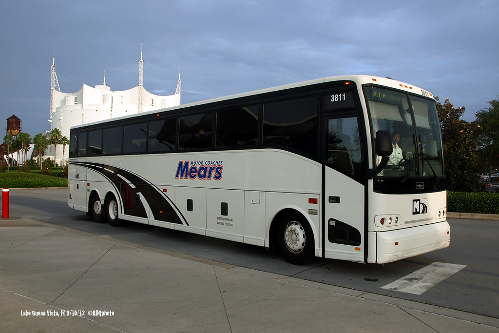 Mears Transportation Best Of Orlando