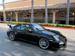 Porsche 911 GT3 (AJ Ferrari) Tags: california cars mercedes benz los martin lotus angeles 911 ferrari malibu southern exotic porsche shelby rolls audi lamborghini royce bentley maserati aston gt3 carspotting