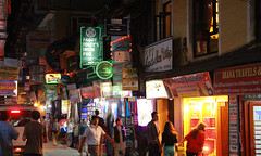 Thamel Streets #1