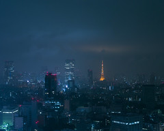 TOKYO NIGHT (hisaya katagami) Tags: leica city japan night zeiss landscape tokyo town rangefinder m digitalcamera carlzeiss zm planart250 m9p