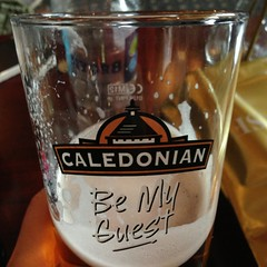 Caledonian (FreezeYourMind) Tags: food beer bar scotland bars ale whiskey maggie taps scotch pubs lager cask caledonian edingburgh dicksons microbrew