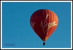 Hot Air Balloon-1a (salsa-king) Tags: blue sky canon tamron summersday virginhotairballoon