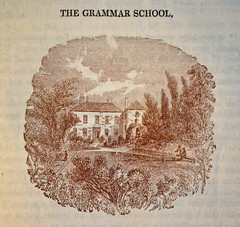 The Grammar School (AndyorDij) Tags: lincolnshire gainsborough