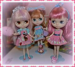 Yummy Girls in Candy Wonderland