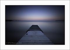Glow (RTA Photography) Tags: longexposure soft glow framed jetty vle sigma1020mm456exdchsm nikond5000 nd1024