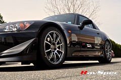 "ADVAN RS2 - 17x9.0 Racing Hyper Black • <a style=""font-size:0.8em;"" href=""http://www.flickr.com/photos/64399356@N08/9152721999/"" target=""_blank"">View on Flickr</a>"