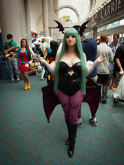 Morrigan From Deathstalkers (uncle_shoggoth) Tags: california comics costume san sandiego cosplay diego convention costuming comiccon geeky sdcc morrigan deathstalkers